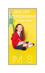 School clothing for kids