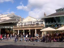 fun day out with kids in Covent Garden